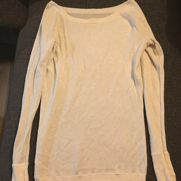 Lululemon Chai Time Pullover sz 8